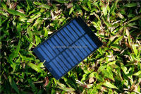 OEM 82*150 1.35W 9V PET Small Mini Size solar Panel