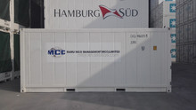 ISO 20' Carrier / dakin shipping Reefer Container