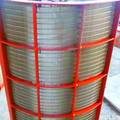 top quality industrial wedge wire screens