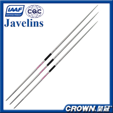 IAAF Certification factory price track & field sports equipment training & competition sports javelin 800g for sale