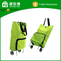 Oxford Trolley Shopping Bag Traveling Bag
