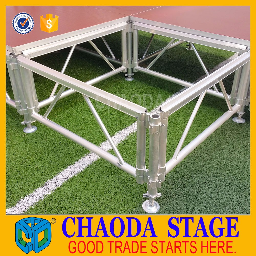 Attractive Price Portable Outdoor Event Stage Setup