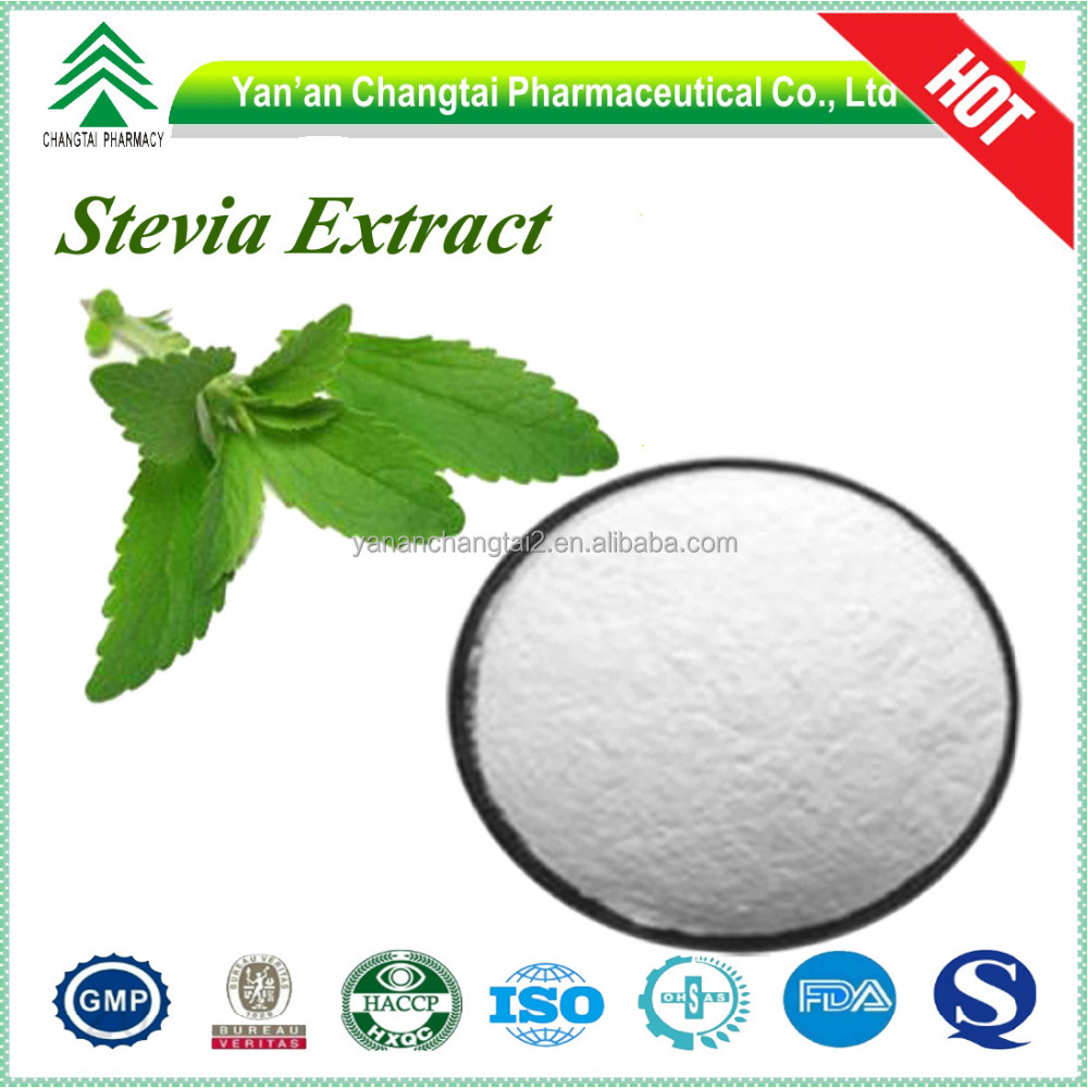 High quality sweeteners organic stevia extract steviol glycoside