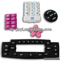 Silicone Keypad Button Material Customized POS