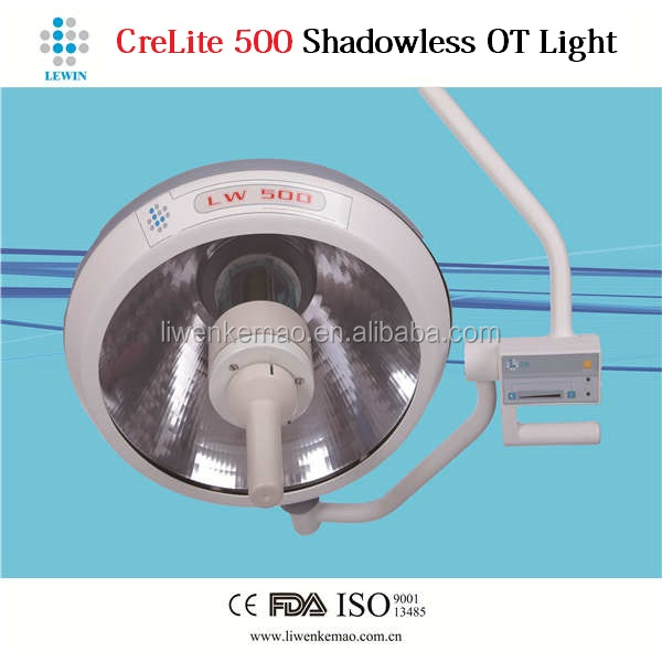 Wall Ceiling remote control hospital surgical light camera