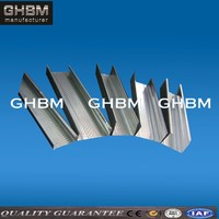 metal studs /galvanized metal track/furring channel FROM LEADER