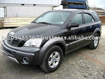 Kia Sorento 2002 Used Car Korea