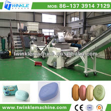TK-D150 AUTOMATIC TOILET SOAP MAKING MACHINE