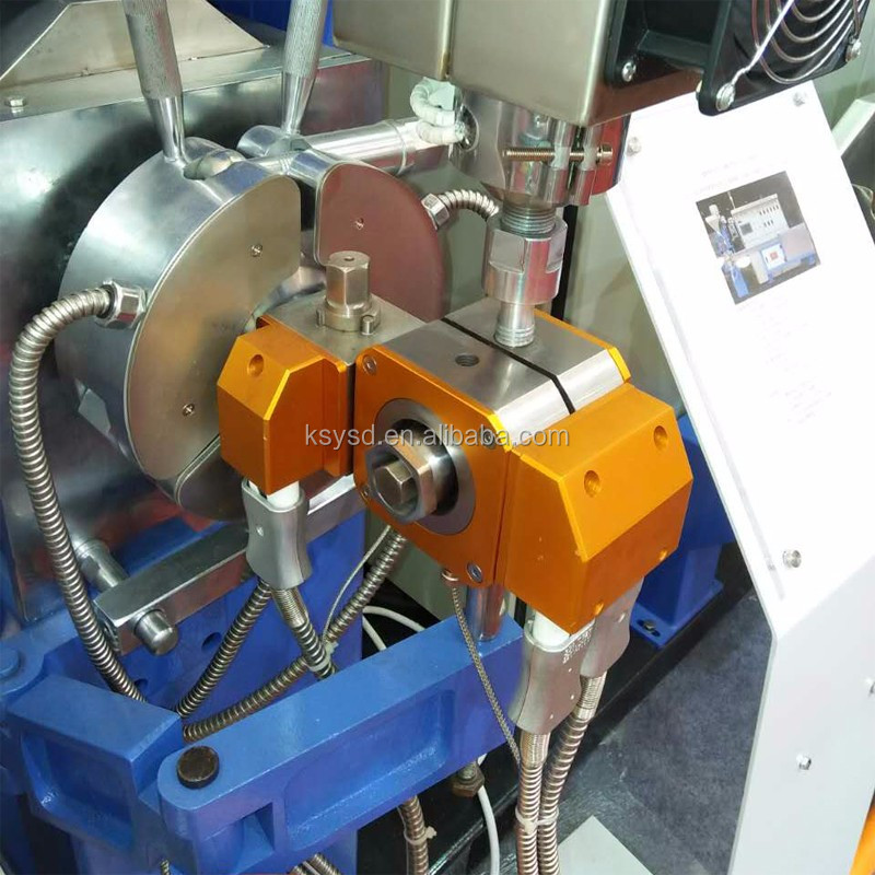 PVC screw extruder wire/cable extrusion die extruder mould die head