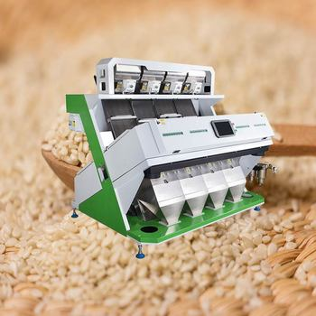 Excellent Quality Electronic Large Sesame Seed Color Sorter For Sale by Manufacturer