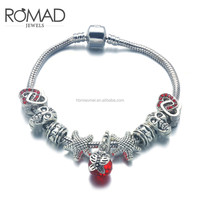 OEM Cross Bead Bracelet Fashion Accessories