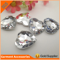 Wholesale China Acrylic Stone Pointback Rhinestone Acrylic Stones