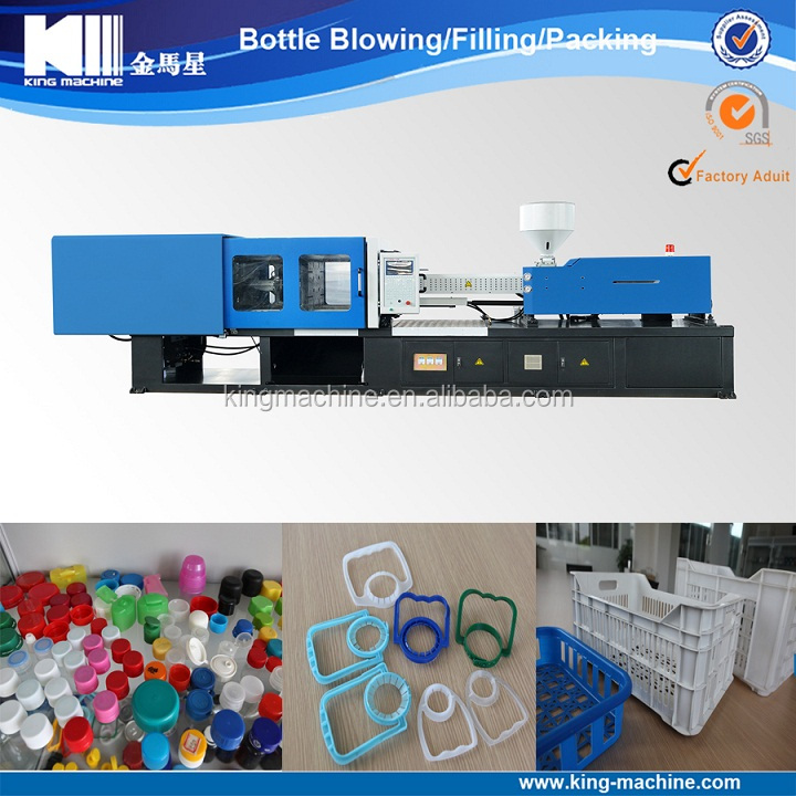 Food Container Making Machinery / Plastic Injection Moulding Machine