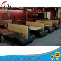 New style and cheap restaurant booth