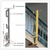 Scaffolding Guardrail used for building