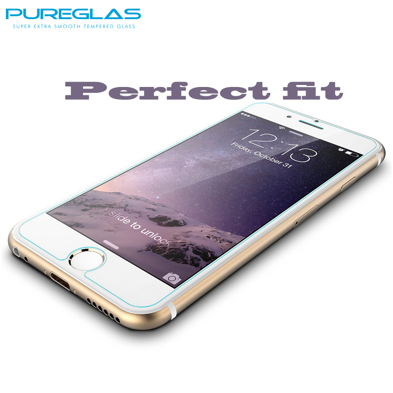 Wholesale tempered glass film for iPhone 6/ 6s mobile phone screen protective film