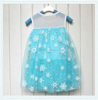 2015 New one year baby party dresses Cute latest children dress designs