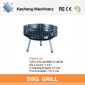Japanese Style barbecue grills Mini Camping portable charcoal BBQ grill