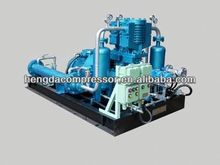 compressed air cooler 30Kw 25Mpa Biogas Compressor