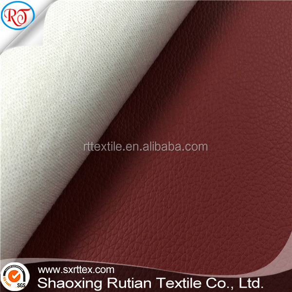 Auto Inner Upholstery Leather For Car Seat Cover