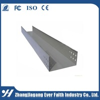Cold Bending Steel Structure Hanging Cable Tray Support Channel