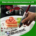 christmas fondant cake decorating tools silicone cake decorating pen food grade cake decoration silicone pen