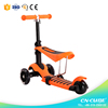 New Products On China Market 3 IN 1 Kids Scooter Push Bike , 3 Wheel kids scooter