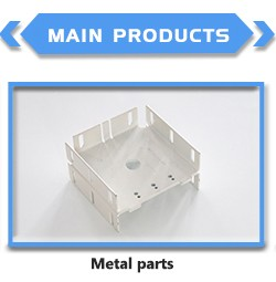 Custom Small Metal Stamping Parts Hardware Items Used in Construction