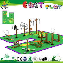 Outdoor Fitness Equipment Greengym Equipment for Park Body