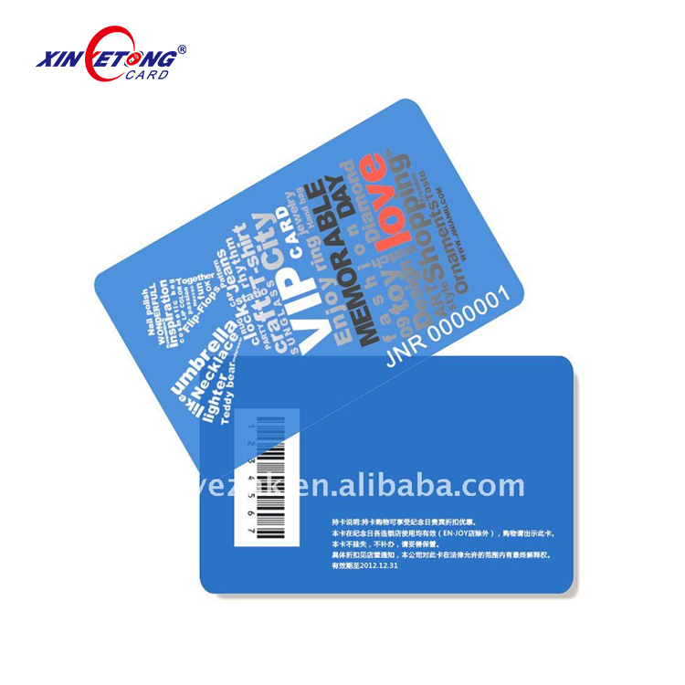 RFID Rewritable NFC Business MIFARE Classic 1K Smart Card