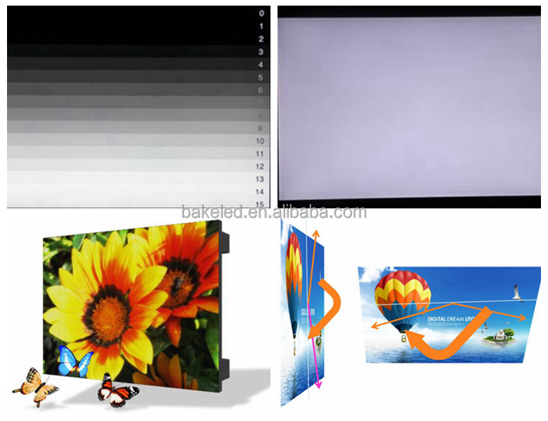 Indoor P1.9 high resolution high definition led display 2mm led pixel pitch