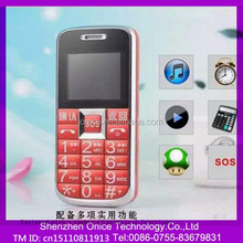 A1 GSM Cell large battery Senior generic factury unlocked outdoor cell phones