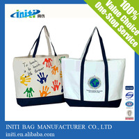 2016 quality promotional canvas bags | fashion eco cotton shopping bag