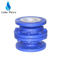 Drilling Use PTFE Lined Vertical Lift Check Valve