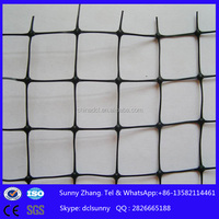 plastic anti bird neting/pp deer fence/bop net