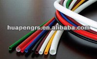 Various color silicone fiberglass tube
