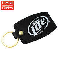 Wholesale Custom Blank Leather Key Chain, Leather Keyring, Leather Key Ring