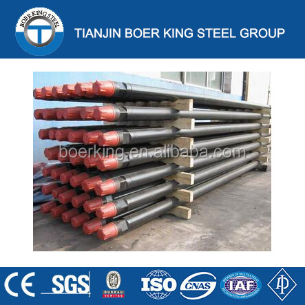 API 5DP E X G S grade oil drill pipe