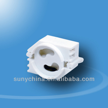 fluorescent lamp starter holder