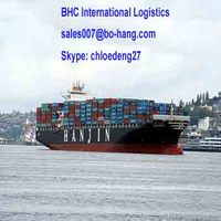 shipping container from china to south africa by professional shipment from china - Skype:chloedeng27