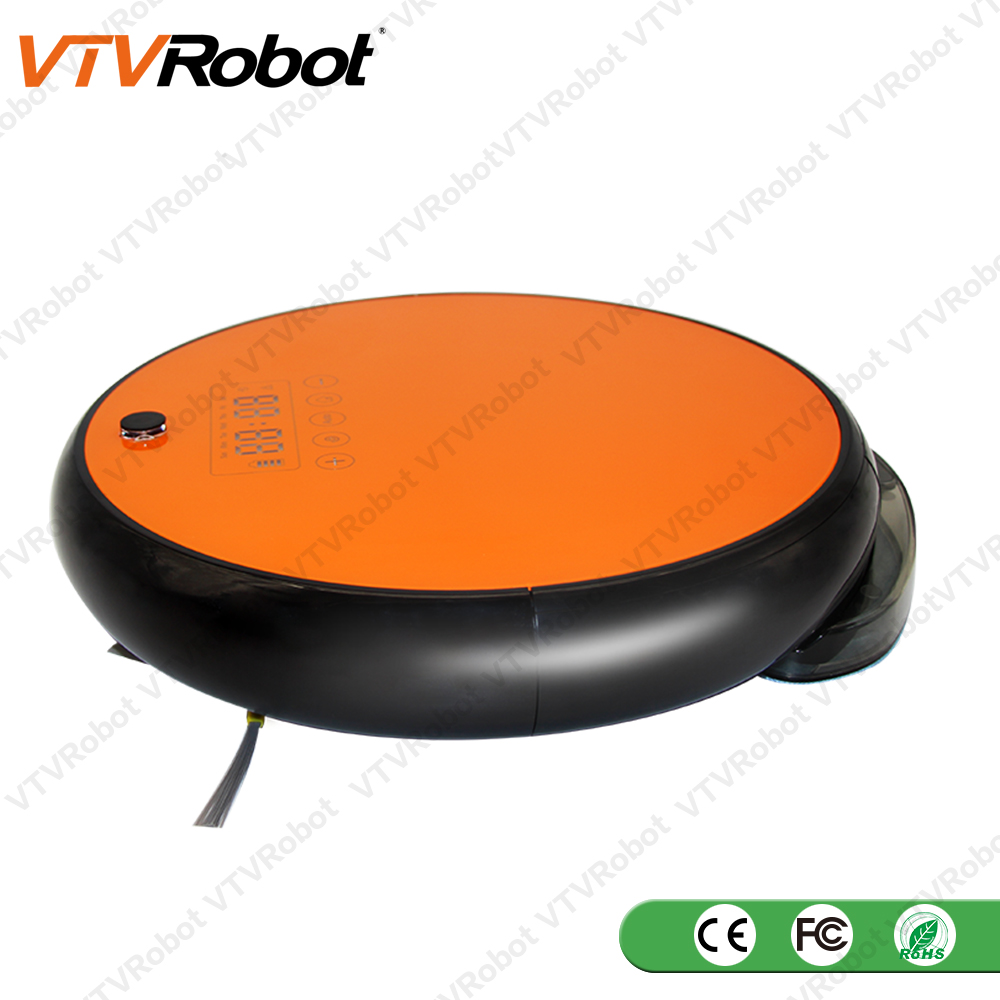 Original OEM Wet Robot Vacuum Cleaner Wet Dry Clean Water Tank Double Filter Sensor Self Charge