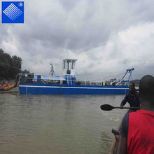 River Sand suction dredger vessel For Sale