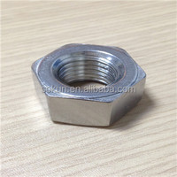 hex nuts iso 4032 stainless steel