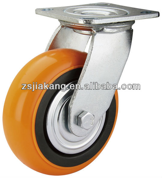 8inch Heavy duty caster,swivel caster wheels,PVC castor