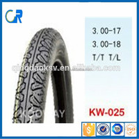 shandong motorcycle tire 300-18 with best price