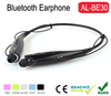 2016 Wireless Bluetooth 4.0 Stereo Sport Neckband Earphone Headset Headphones with Mic Microphone for Cell Phone