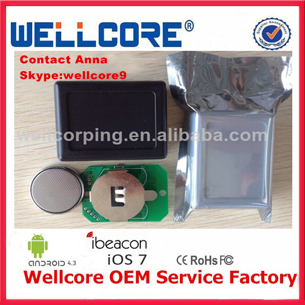New Arrival ! Good Quality Ble 4.0 Usb Beacon Base Station With Ibeacon / Ibeacons Cc2540 Cc2541 Module !