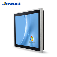 Newest factory price high definition 19 inch capacitive / resistive / non touch screen computer monitor
