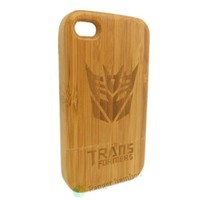 Kanger Bamboo Smart Phone Case for iPhone 6