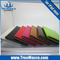 New Submition!!!Luxury Leather Diamond Case For iPad Mini